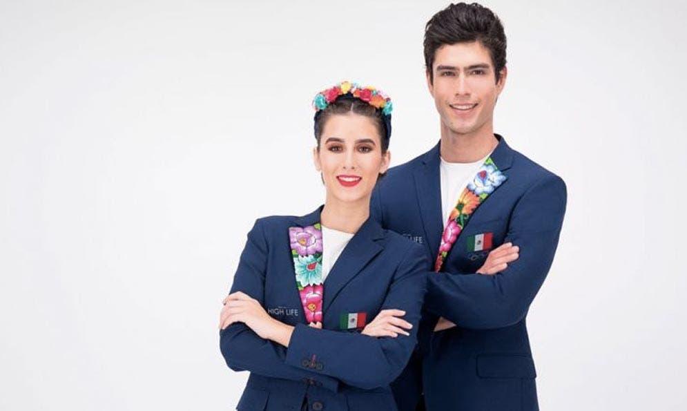 Elegido el hermoso traje que vestirá México en Tokio 2020   La información: https://t.co/E34jRHLmAt  #México #Tokio2020 #Olympics https://t.co/fsVwBdEUhB
