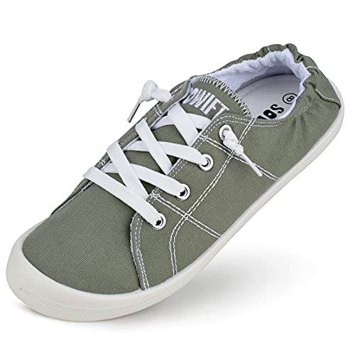 45% off Women's Slip-On Canvas SneakersUse promo code: 451D2UYJWorks on all options  2