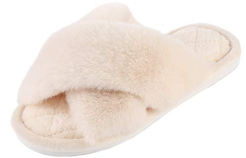 50% off Women's Cross Band SlippersUse promo code: 2PBTVSDLWorks on all options  2