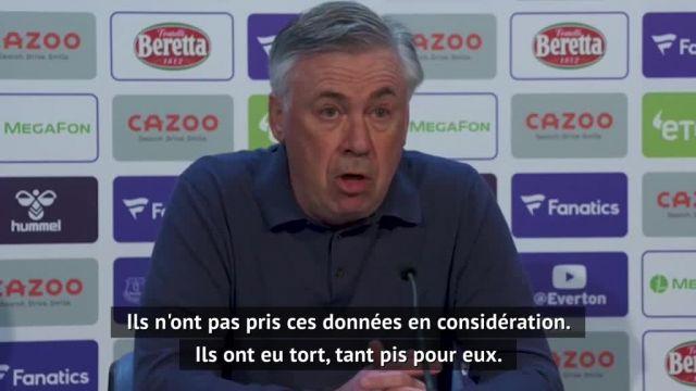 Carlo Ancelotti, à propos de la Super Ligue : « Je me suis dit que c'était une blague » https://t.co/91hRCsSef3 https://t.co/UCoCond0P6