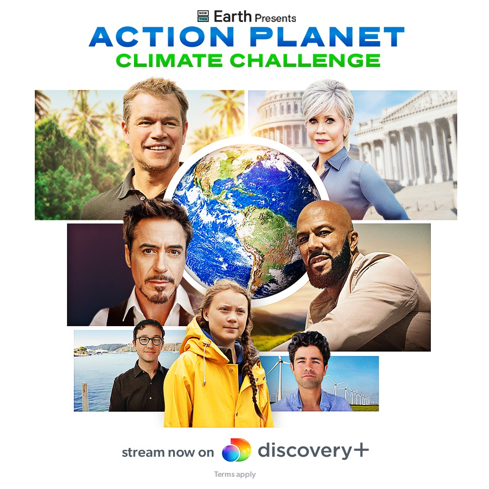 Download and subscribe to #discoveryplus to start streaming 👉  #EarthMonth #EarthDay