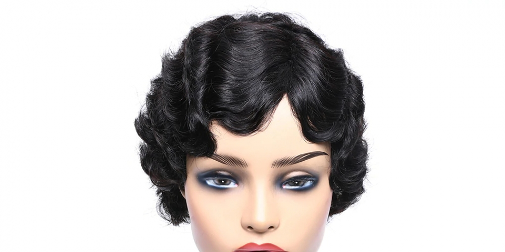 #fashion #style #love #instagood #like #photography #photooftheday #beautiful #follow #instagram #Holiday2020 #kosvalley Black Short Ocean Wave Bob Wig for Women https://t.co/UTIKg2NHYo https://t.co/Vpzy03YCTl