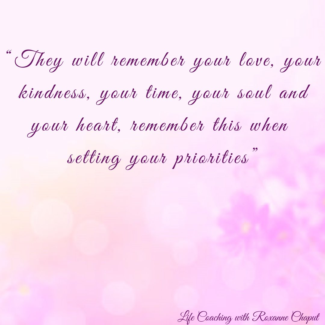 #they #will #remember #your #love #kindness #time #soul #heart #set #priorities #lifecoach #inspire #inspired #motivation #quote #quotes #quotestoliveby #quotestagram #quotesoftheday #quotesaboutlife #daily #thursday #thursdayvibes #loveyourself #mompreneur #life #live #mindset https://t.co/Oeow5JqwcE