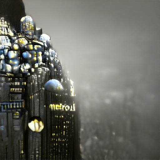 Big Sleep - Metropolis