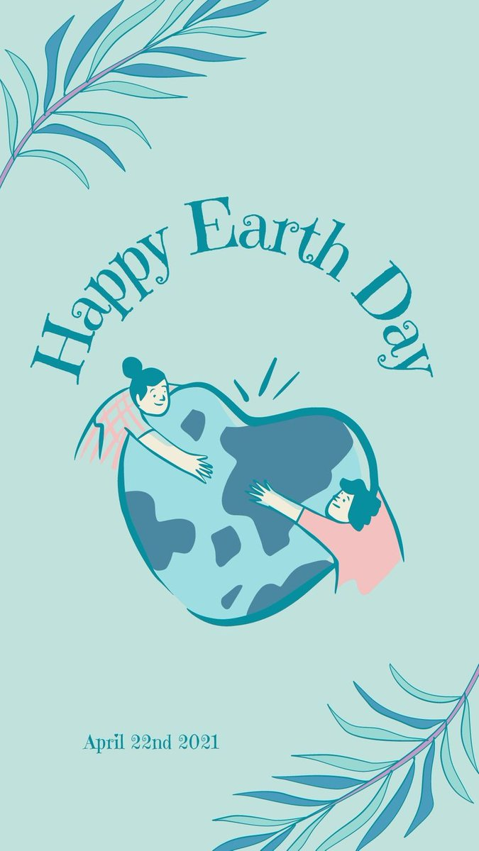Happy Earth Day! Remember to Reduce, Reuse, and Recycle. Let's work together to make sure that we save our home. . . . #earthday #earth #day #reduce #reuse #recycle #save #our #home #planet #beautiful #cometogether #help #love #zehnaria https://t.co/ooSrHt9VtF