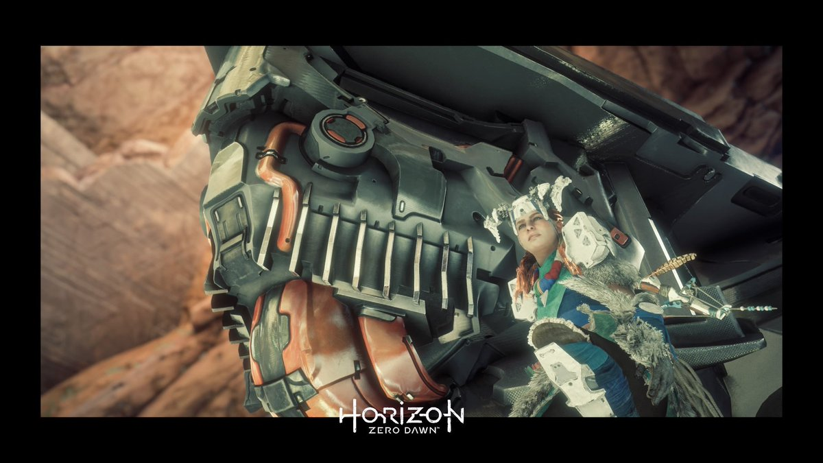 おはようございます☀  #horizonzerodawn #ps4 #ps5 #game #mijyukumono #bendstudio #sony #ゲーム写真部 #写真 #フォトモード #ゲームフォトグラファー #機械 #ゲーム #ゲーマー #カメラ https://t.co/e4y03Od5G5