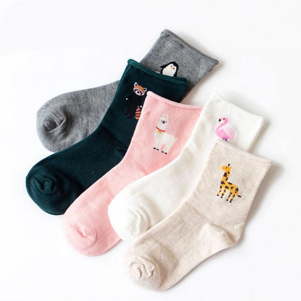 #beautiful #dress Women's Animal Printed Cotton Socks https://t.co/stepcgAGzb https://t.co/Ma1idamOXN