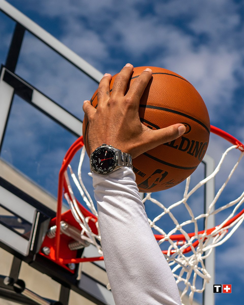 Work hard, play hard, never run out of energy. Just like the T-Touch Connect Solar. It's designed to take you seamlessly from work to workout - every day of the week.  #ThisIsYourTime #NBA #TissotOfficialTimekeeper https://t.co/uPB4CU9KRy