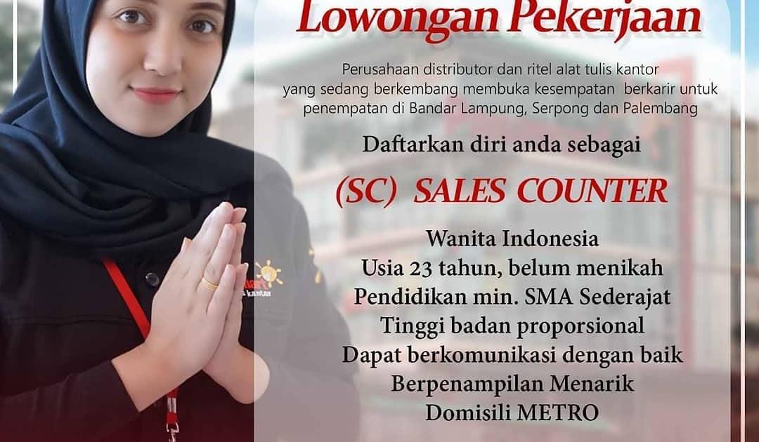 Loker Kerja Lampung 2021 Lokerkarta Com