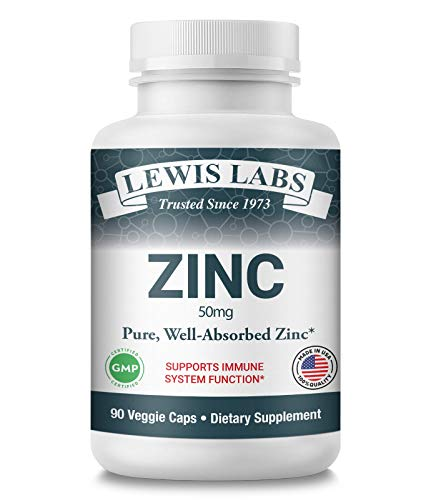 2 Zinc Supplement (Parent)