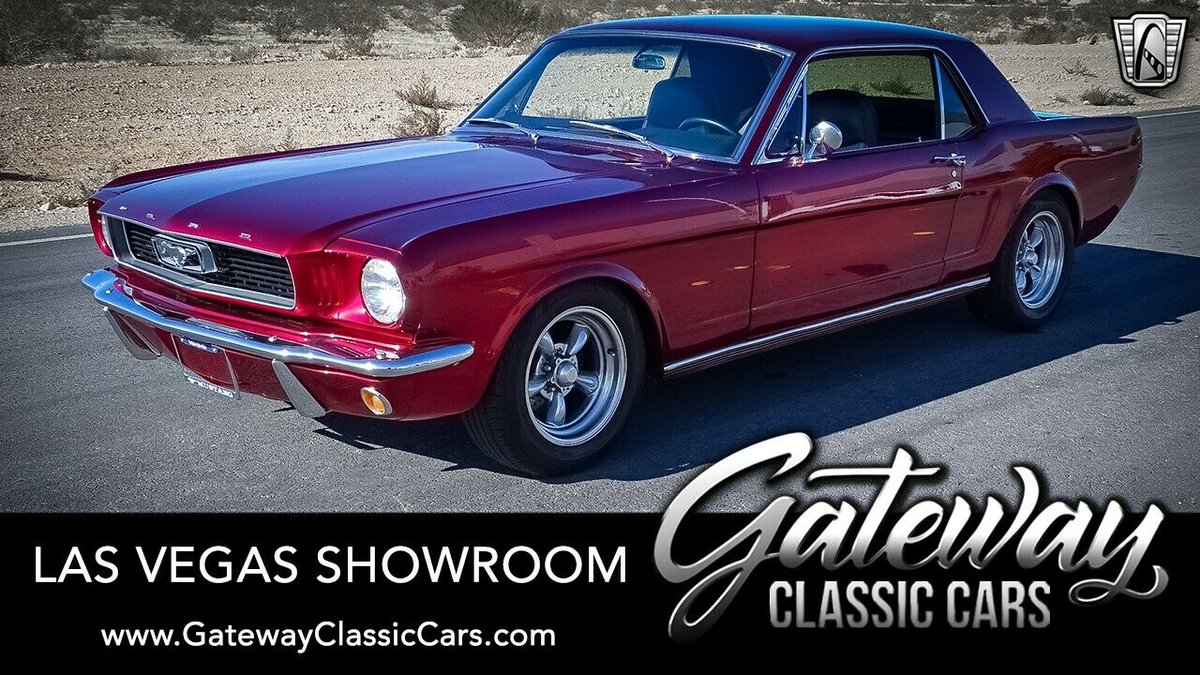 ad: 1966 Ford Mustang - 2