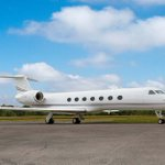 Image for the Tweet beginning: Stunning 2008 Gulfstream G550 with