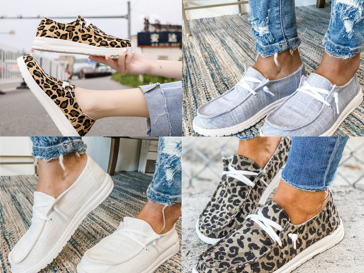 ad: $19.99 (35% off)  Women's Breathable Lace Up Casual Sneakers    https://t.co/I5EL0n35LS https://t.co/I5EL0n35LS