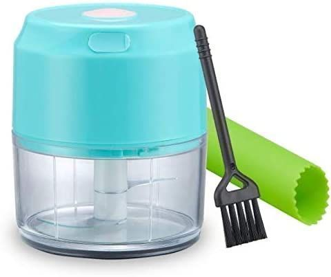 ad: $11    Electric Mini Garlic Chopper   CLIP THE COUPON ON PAGE   Link0 Link0