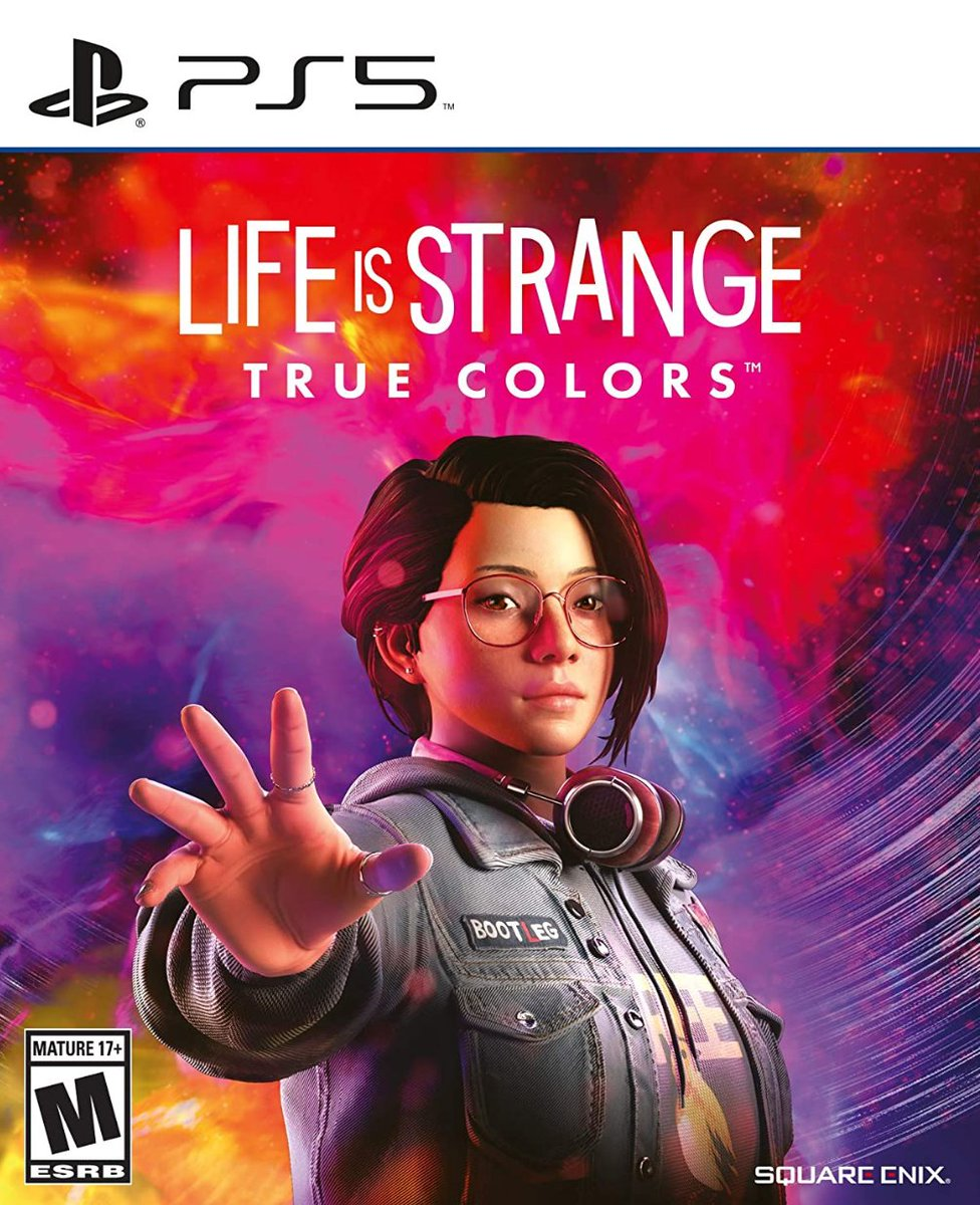 Life is Strange: True Colors PS5 $59.99  Amazon USA