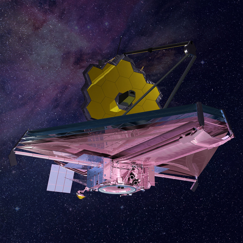 test Twitter Media - Prof Tom Ray @DIASAstronomy Star Formation Group is Co-Principal Investigator on the James Webb Space Telescope Mid-InfraRed Instrument. @NASAWebb is due for launch in 2021 and will be the largest telescope ever placed in space! #TechWeek2021 https://t.co/Vb3clVKWAj