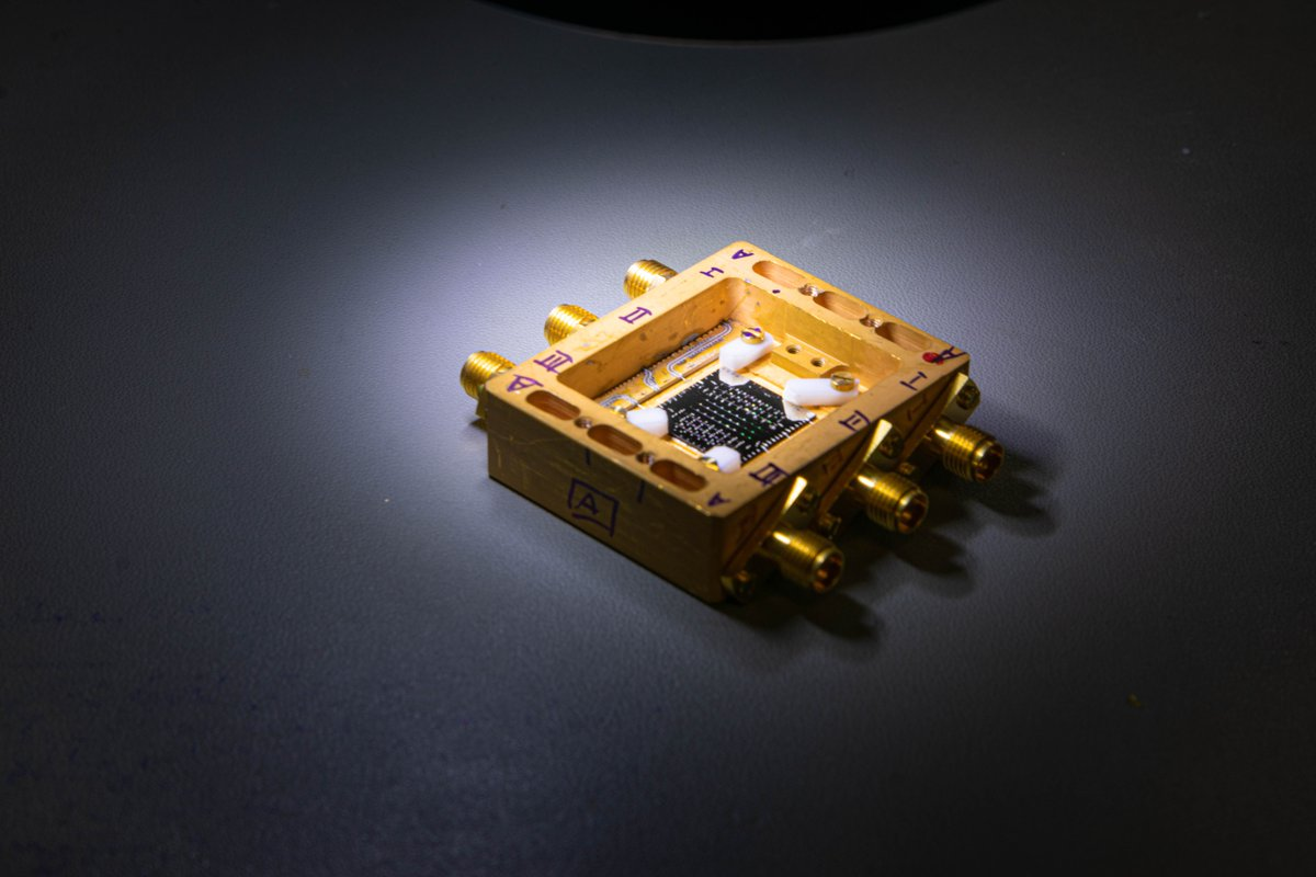 test Twitter Media - Researchers @DiasAstronomy are developing optical and near-infrared Microwave Kinetic Inductance Detectors, funding from @scienceirel , fabrication with @cranntcd. MKIDs are are a novel superconducting detector technology with unique capabilities for astronomy.  #TechWeek2021 https://t.co/OGPrfXTkrS