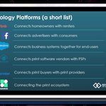 Image for the Tweet beginning: Many platforms have emerged since