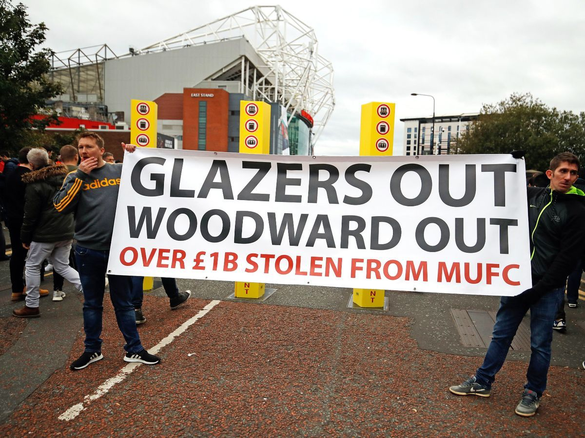 IMPORTANT: Protests against the Glazers by Manchester United fans will be held on Sunday 2nd May at Old Trafford from 2pm BST. Ahead of #mufc vs Liverpool which kicks off at 4:30pm.  ALL support required and please follow the COVID-19 restrictions and guidelines. #GlazersOut https://t.co/nq9KA8KuUs