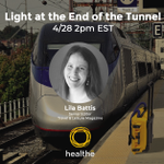 Join us on 4/28 for a discussion with Lila Battis and other thought leaders on returning to work, the future of travel and finding a path to the #newnormal. Register here: https://t.co/kGX6XnbxdD  #HealtheInc #Healthe222 #Sanitization @TravelLeisure