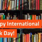 Image for the Tweet beginning: Happy International Book Day from