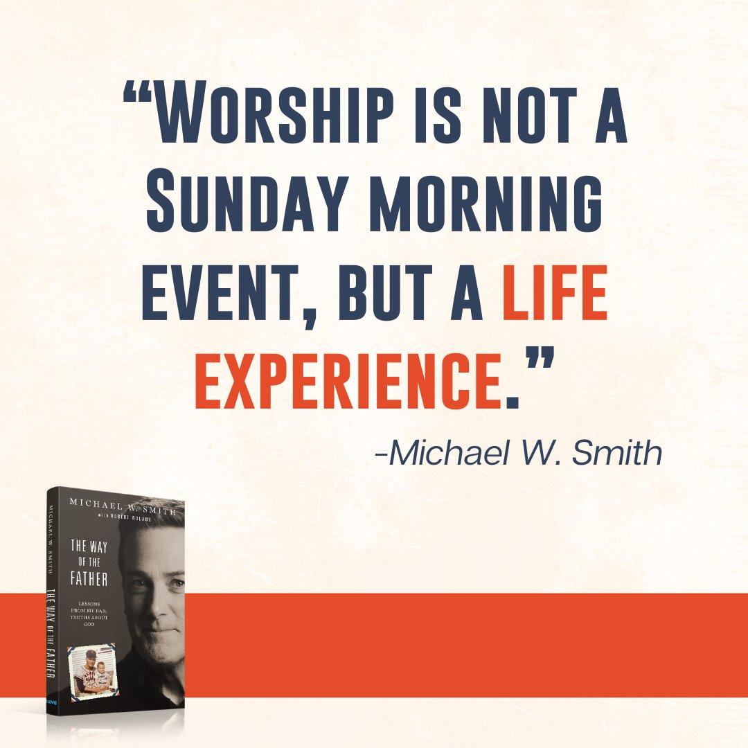 Michael W Smith RSS Feed