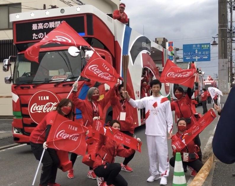 これが今の日本の景色、リレーはするのに自粛を呼び掛ける!