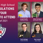 Image for the Tweet beginning: Congratulations to these @olwschoolah alumni