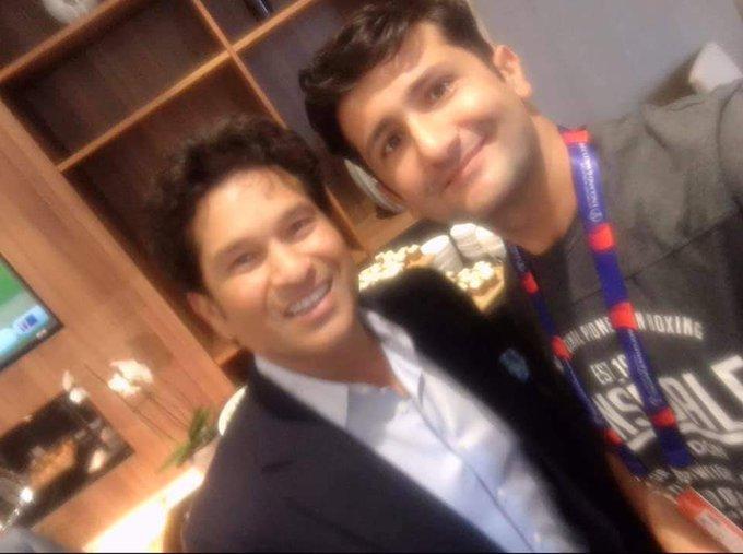 Happy Birthday Sachin Tendulkar , Completely Complete Batsman