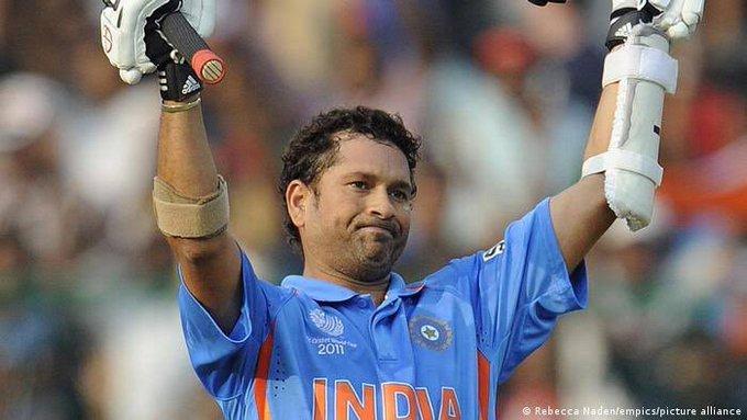 Happy Birthday To You Sachin Tendulkar Sir