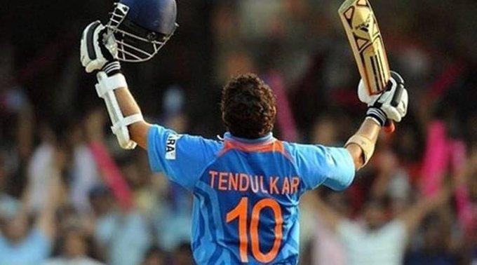 Happy Birthday Master Blaster Sachin Tendulkar   God of Cricket