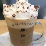 東京・浅草にある『HAT COFFEE』のラテアートが可愛すぎる!ネコ・ウサギ・パンダ・クマがリアルな3D仕様!