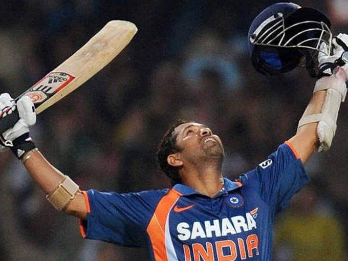 Happy Birthday Sachin Tendulkar:                5