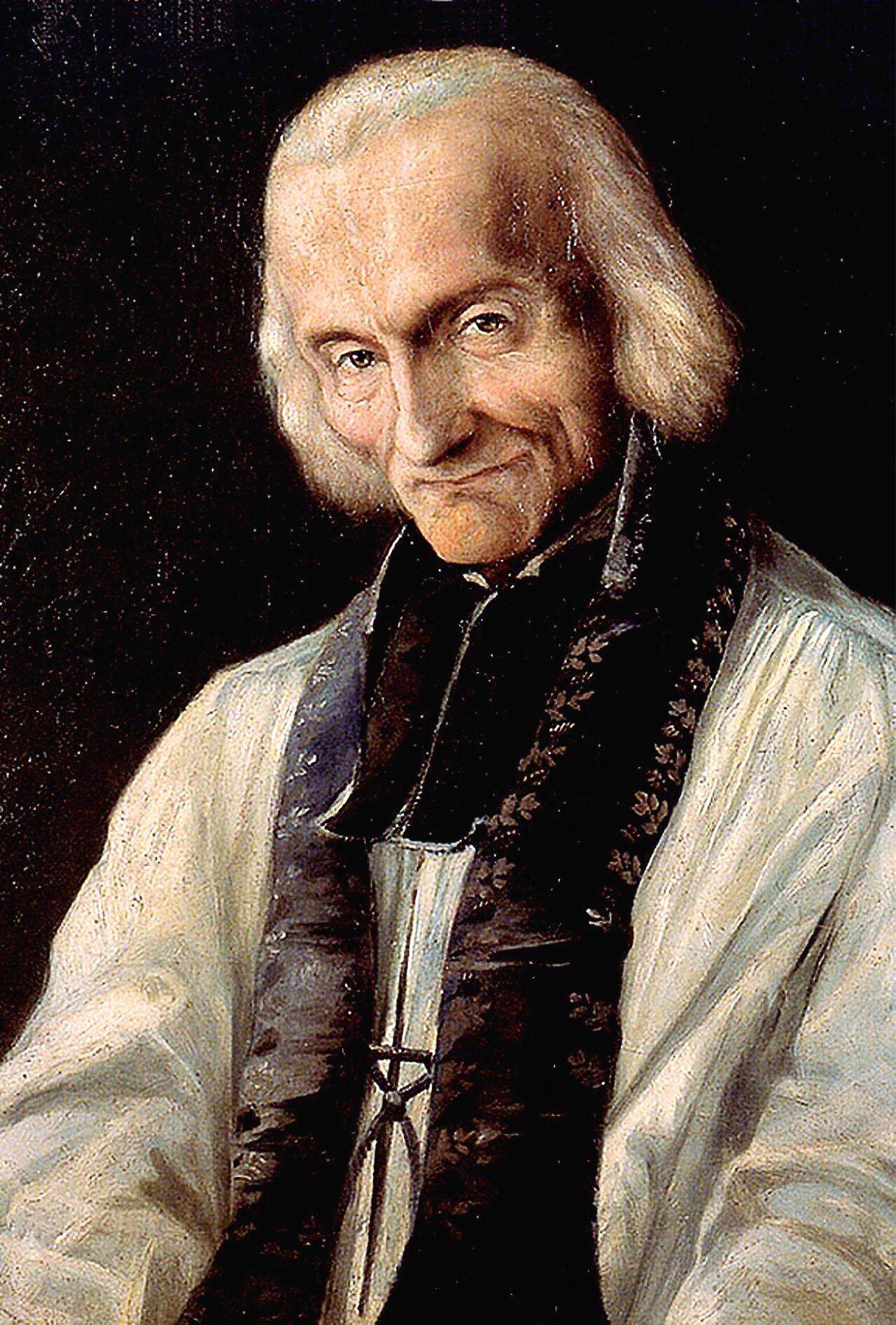 Saint John Marie Vianney
