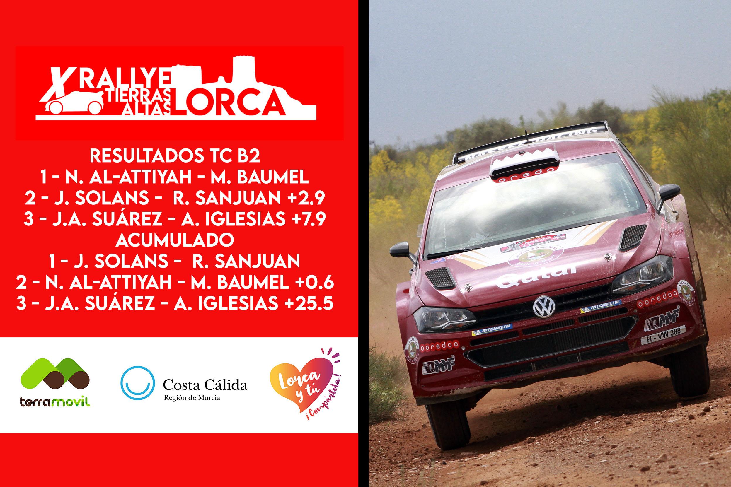 SCER + CERT: 10º Rallye Tierras Altas de Lorca [23-24 Abril] - Página 3 EzwKKDlXMAA4D3L?format=jpg&name=4096x4096