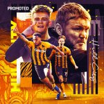 Image for the Tweet beginning: .@HullCity: back in the @SkyBetChamp