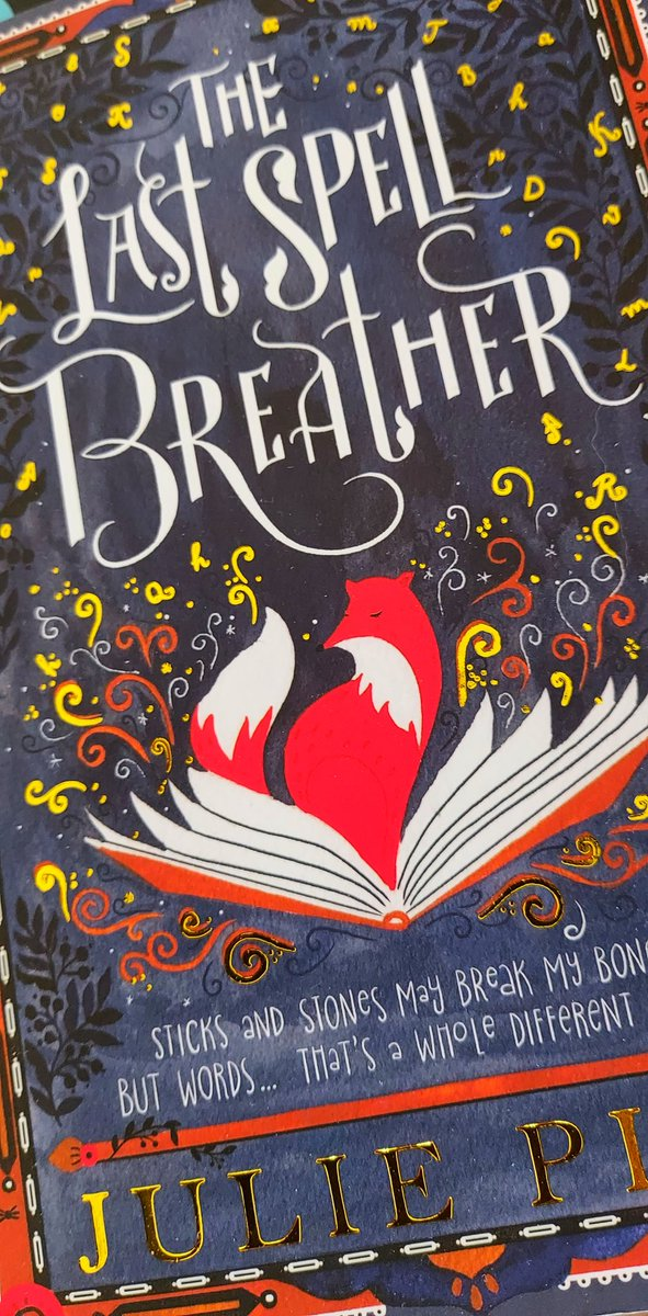 "test Twitter Media - This has been on my ""to read"" list for ages. Looking forward to enjoying The Last Spell Breather by @Juliepike . The title and artwork are aptly spellbinding! https://t.co/tK7o1FowHy"