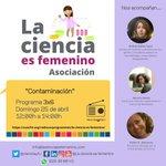 Image for the Tweet beginning: En directo!    #Coruña #Ciencia