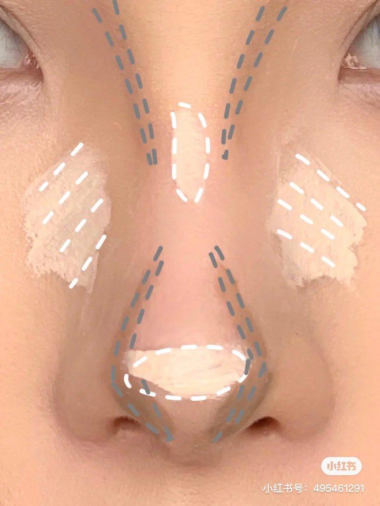 整形できなくてもこの方法があった!鼻尖縮小したいときのメイクの仕方!