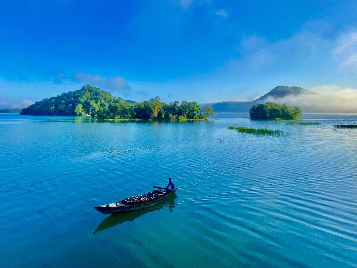 Thank you @RAKESHB71697231 for sharing this peaceful view from Malkangiri, Odisha! #DekhoApnaDesh   @odisha_tourism