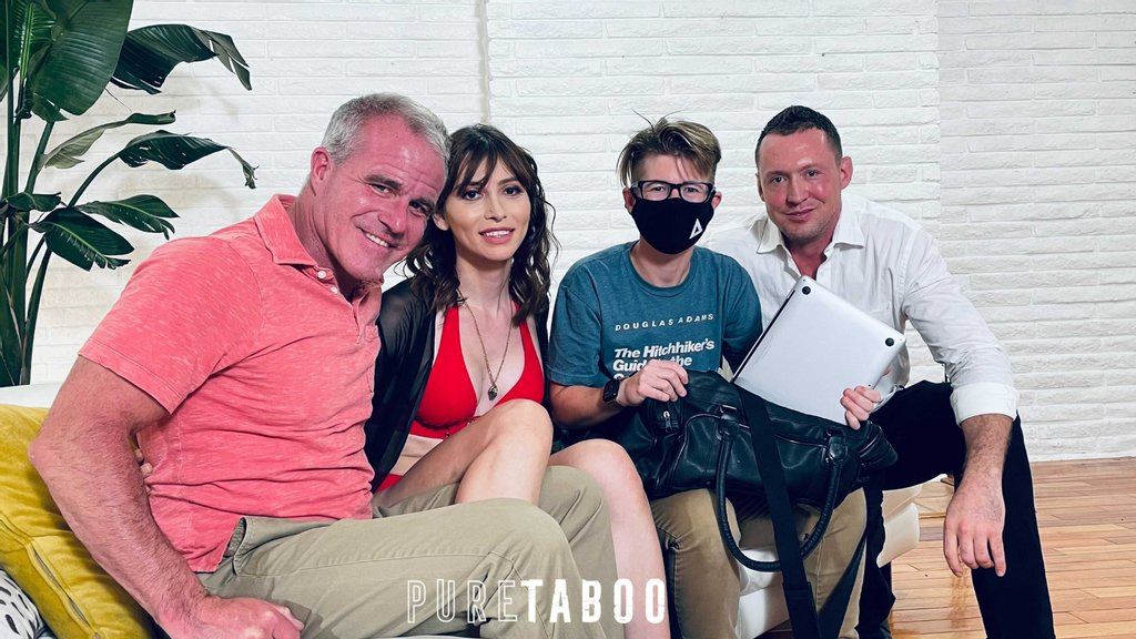 What is to be expected when @thebreemills brings together @korradelrio @PierceParisXXX and @TheDaleSavage ? A very intense and outrageous cuckolding episode all filmed in the classic Pure Taboo storytelling style. 'How To Get Ahead' out early November! adultti.me/atpuretaboo