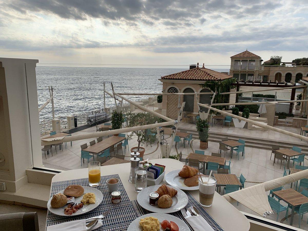 Monaco is nice!