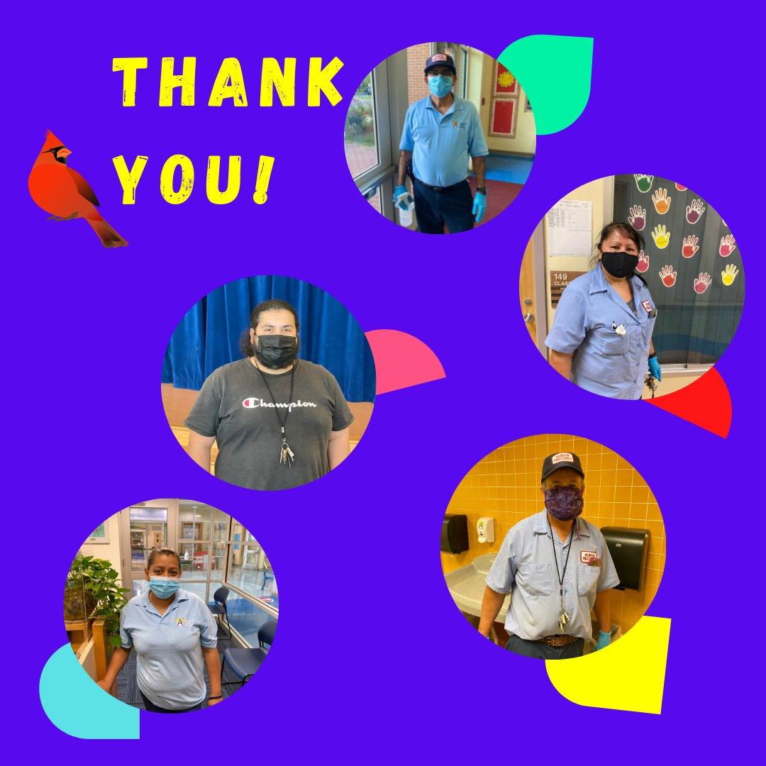 Chúng tôi đang kỷ niệm đội ngũ nhân viên trông coi tuyệt vời của chúng tôi cho Ngày tri ân người giám hộ quốc gia. Của chúng tôiapscspr '> @apscspr Custodians là một đội tuyệt vời và chúng tôi đánh giá cao tất cả những công việc khó khăn mà họ đã làm cho chúng tôi! #CustodianAppreciationDayAPSisAwesome '>APSisAwesome? src = hash '> #APSisAwesome https://t.co/JWVYxTRR0w