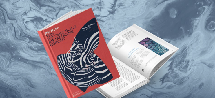 Psychedelic medicines are disrupting the way we approach healthcare, particularly psychiatry.  @TheTripReport1's Founder, @Zach_Haigney, contributed to the 200+ page The Psychedelics as Medicine Report: Third Edition  Download your complimentary copy today https://t.co/xzJ7jBBiP2