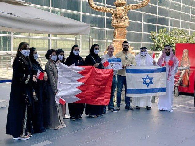 اهلا وسهلا بضيوفنا من البحرين وحلت البركة بوصول هذه المجموعة من النشطاء  في