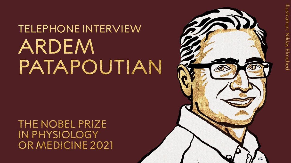 #armenian wins Nobel Prize in medicine