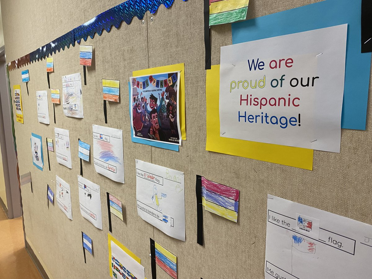 The annual celebration of National Hispanic Heritage Month continues through October 15. We honor our diverse community at <a target='_blank' href='http://twitter.com/apscspr'>@apscspr</a> as students display their work! <a target='_blank' href='http://search.twitter.com/search?q=APSHHM'><a target='_blank' href='https://twitter.com/hashtag/APSHHM?src=hash'>#APSHHM</a></a> <a target='_blank' href='https://t.co/enQkiAAs5Y'>https://t.co/enQkiAAs5Y</a>