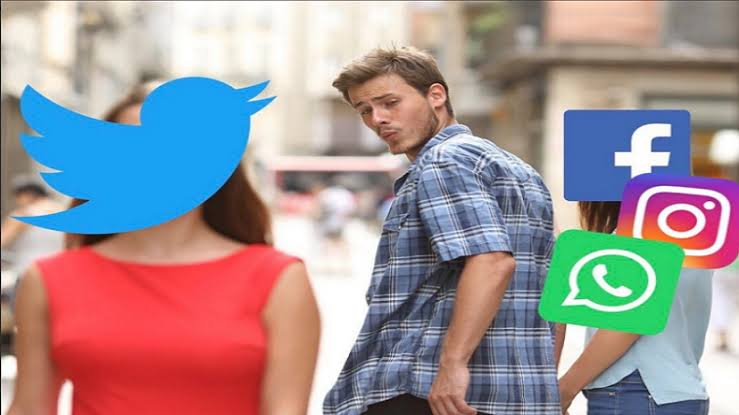 Everytime when Whatsapp, Facebook and Instagram going down!! #WhatsAppDown #facebookdown #instagramdown