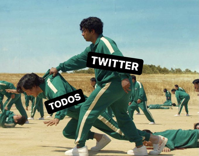 Todos a Twitter.