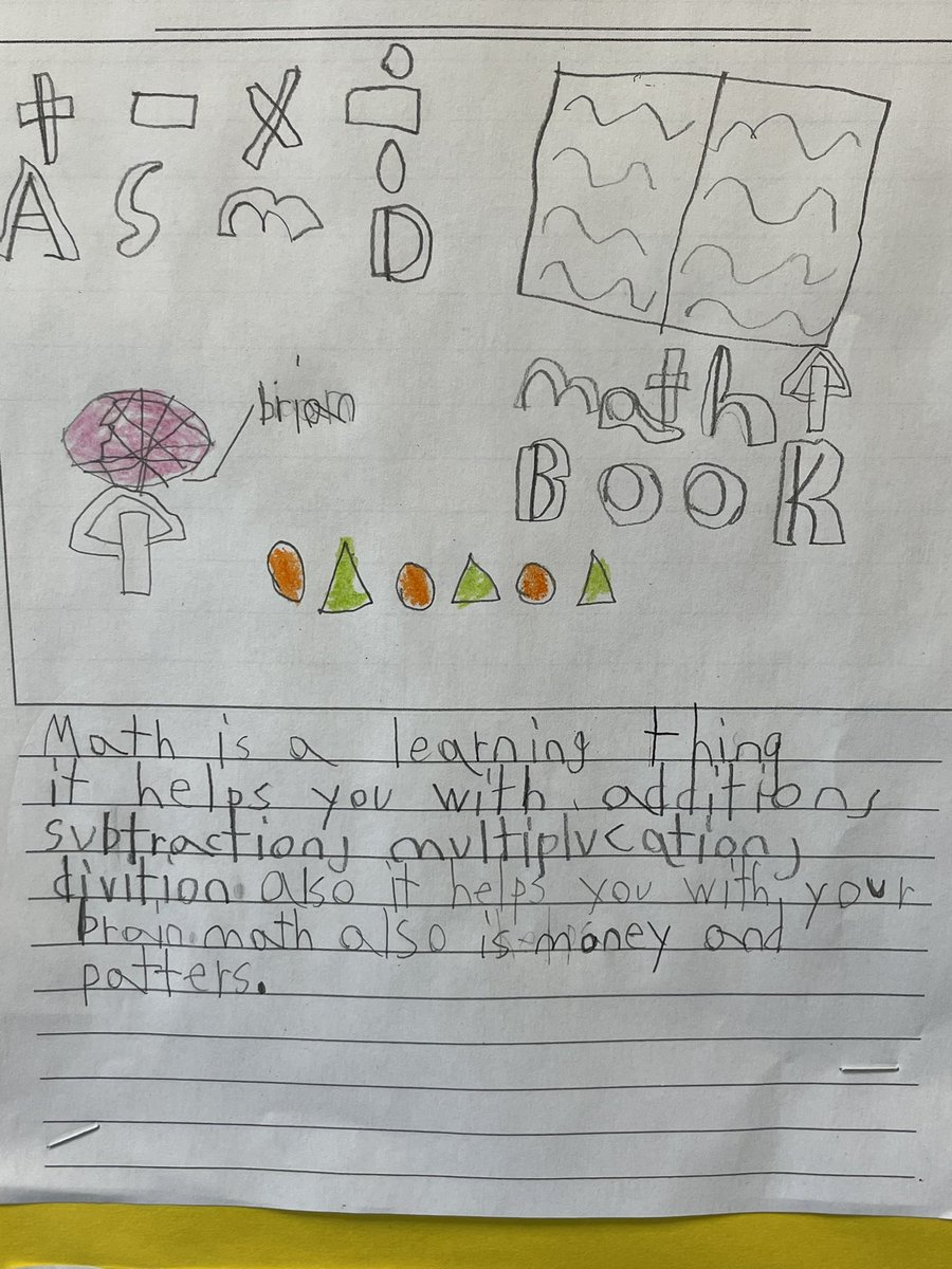 2nd graders… What is math? <a target='_blank' href='http://twitter.com/APSGifted'>@APSGifted</a> <a target='_blank' href='http://twitter.com/OakridgeConnect'>@OakridgeConnect</a> <a target='_blank' href='https://t.co/ZWlSQM6Fk8'>https://t.co/ZWlSQM6Fk8</a>